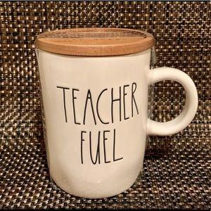 Rae Dunn teacher fuel mug